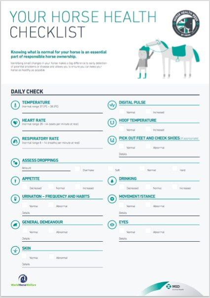 health-checklist