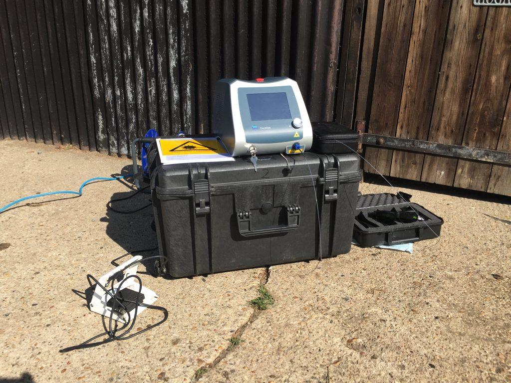 Laser Unit